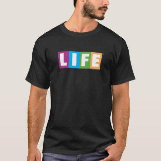The Game de rétro logo de la vie T-shirt