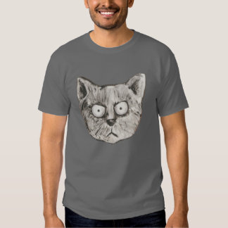 the mad cat t-shirt