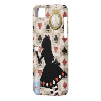Thé potable d'Alice Étuis iPhone 5