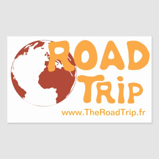 The Road Trip Sticker