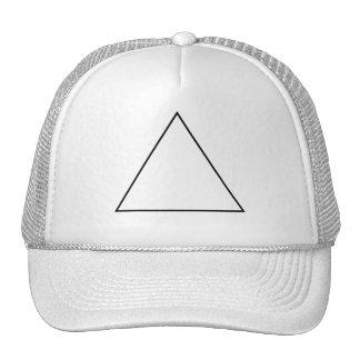 The triangle casquette de camionneur
