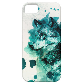 The Wolf Coques iPhone 5 Case-Mate