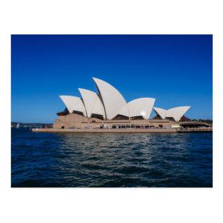Théatre de l'opéra de Sydney - carte postale