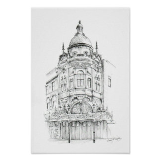 Théâtre grand de Blackpool Posters