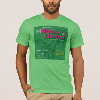 Théâtre lyrique -- Utopie, 2014 T-shirt