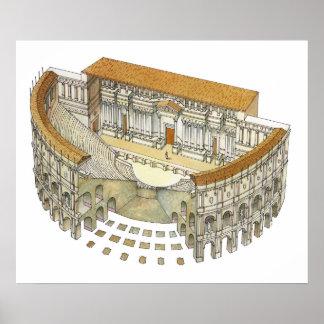 Théâtre romain posters