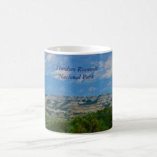 Theo. Roosevelt NP le Dakota du Nord Mug