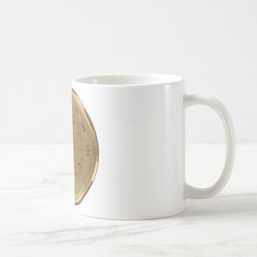 Thermomètre de Steampunk Tasses À Café