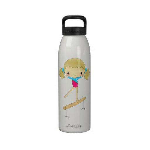 Thermos de bouteille d'eau de gymnastique