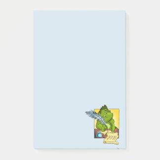 Thésaurus d'Edgar - long post-it Post-it®