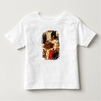 Thomas d'Aquin étant reçu dans l'O dominicain T-shirt Pour Les Tous Petits