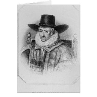 Thomas Egerton 'des portraits britanniques de la Carte De Vœux