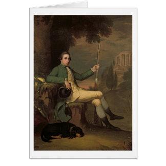 Thomas Graham, baron Lynedoch (1748-1843) c.1769 ( Carte De Vœux