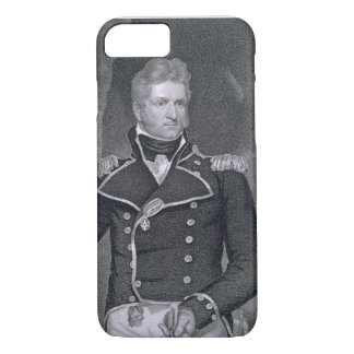 Thomas Macdonough (1783-1825) gravé par John B. Coque iPhone 7