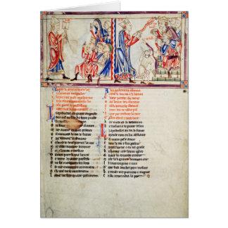 Thomas que Becket prononce Carte De Vœux