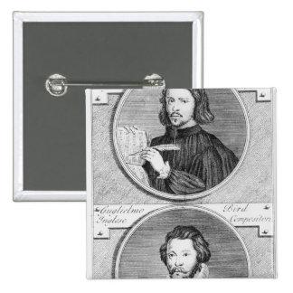 Thomas Tallis et William Byrd Badge