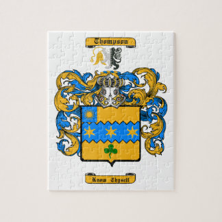 Thompson (irlandais) puzzle