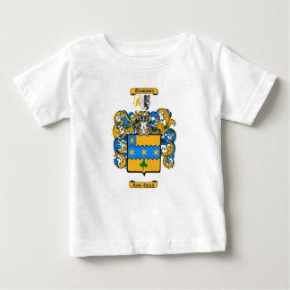 Thompson (irlandais) t-shirt pour bébé