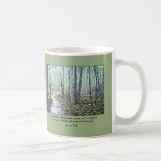 Thoreau : promenade avec l'amour et la vénération mug