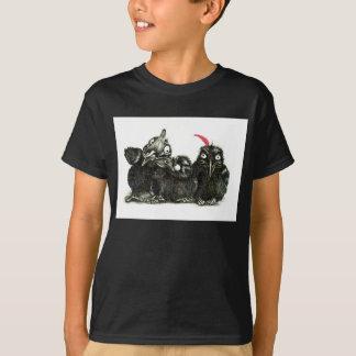 Three Ravens - Crows T-shirt