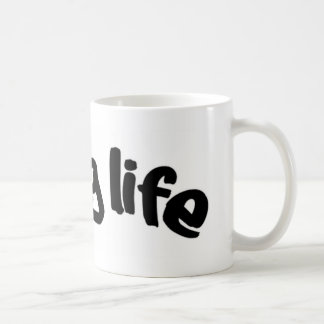 thuglife ! mug blanc