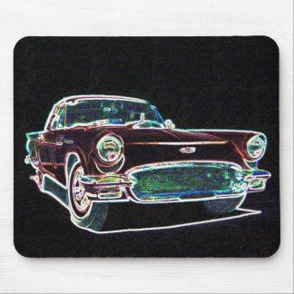 Thunderbird 1957 tapis de souris