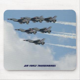 Thunderbirds de l'Armée de l'Air Tapis De Souris