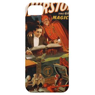 Thurston le Se et le 5-5S d'iPhone de magicien Coque iPhone 5