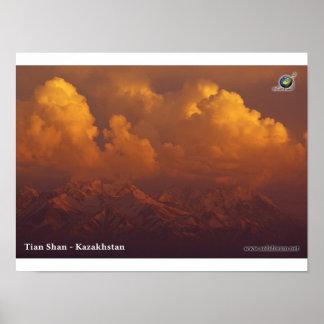 Tian Shan Posters