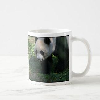 Tian Tian et zoo de ressortissant de pandas géants Mug Blanc