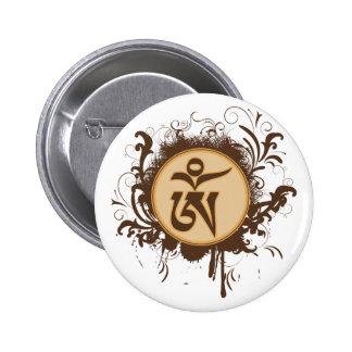 Tibétain OM Badges
