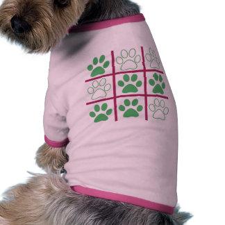 Tic Tac Dog T-shirt Ringer Pour Chien