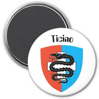 Ticino Svizzera/Tessin Suisse aimant