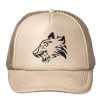 Tiger Raw Tigre Griffe Casquettes De Camionneur