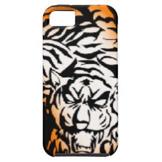 Tiger tribal coques iPhone 5