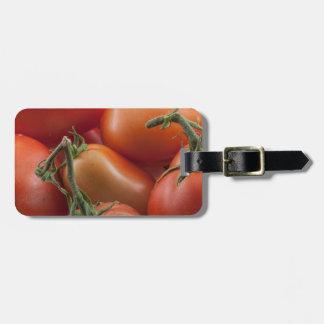 Tiges de tomate étiquette à bagage