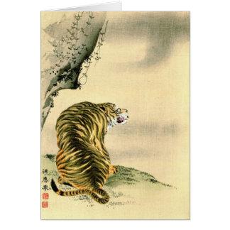 Tigre 1870 cartes