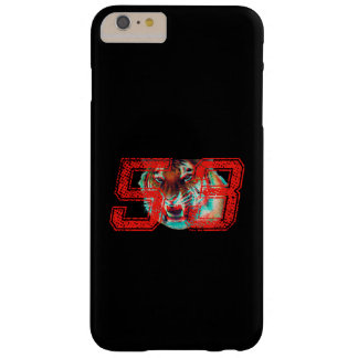 Tigre 3D Coque Barely There iPhone 6 Plus