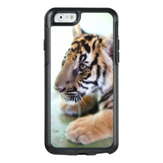 Tigre asiatique coque OtterBox iPhone 6/6s