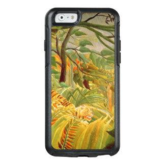 Tigre dans une tempête tropicale 1891 coque OtterBox iPhone 6/6s