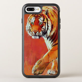 Tigre de Bengale Coque Otterbox Symmetry Pour iPhone 7 Plus