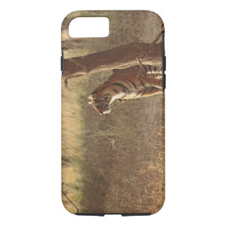 Tigre de Bengale royal sur le regard pour la Coque iPhone 7