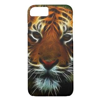 Tigre Lumineux Coque iPhone 7