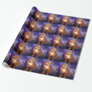 Tigre Papier Cadeau
