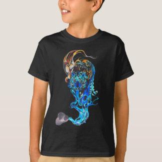 tigre rêveur t-shirt