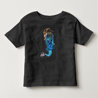 tigre rêveur t-shirt pour les tous petits