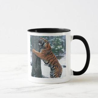 Tigre sibérien (altaica du Tigre de Panthera) Mug