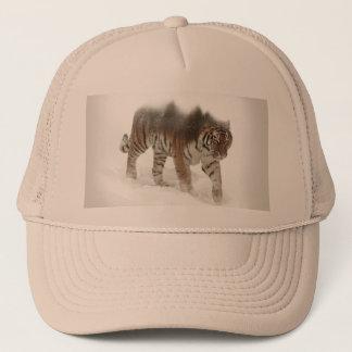 Tigre-Tigre-double exposition-faune sibérienne Casquette
