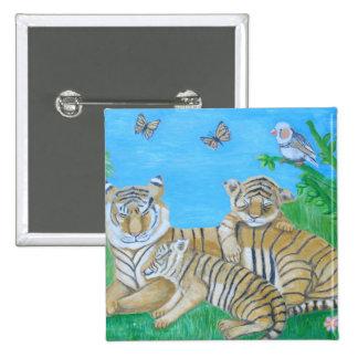 tigres badges