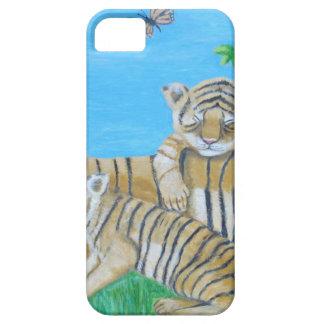 tigres étui iPhone 5